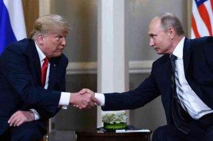 """Putin propone a EEUU intercambiar promesas de """"no injerencia"""" electoral"""