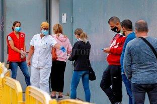 España registró más de 12 mil nuevos casos de coronavirus