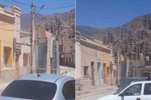 Tilcara: una mujer falleció tras el derrumbe de una casa