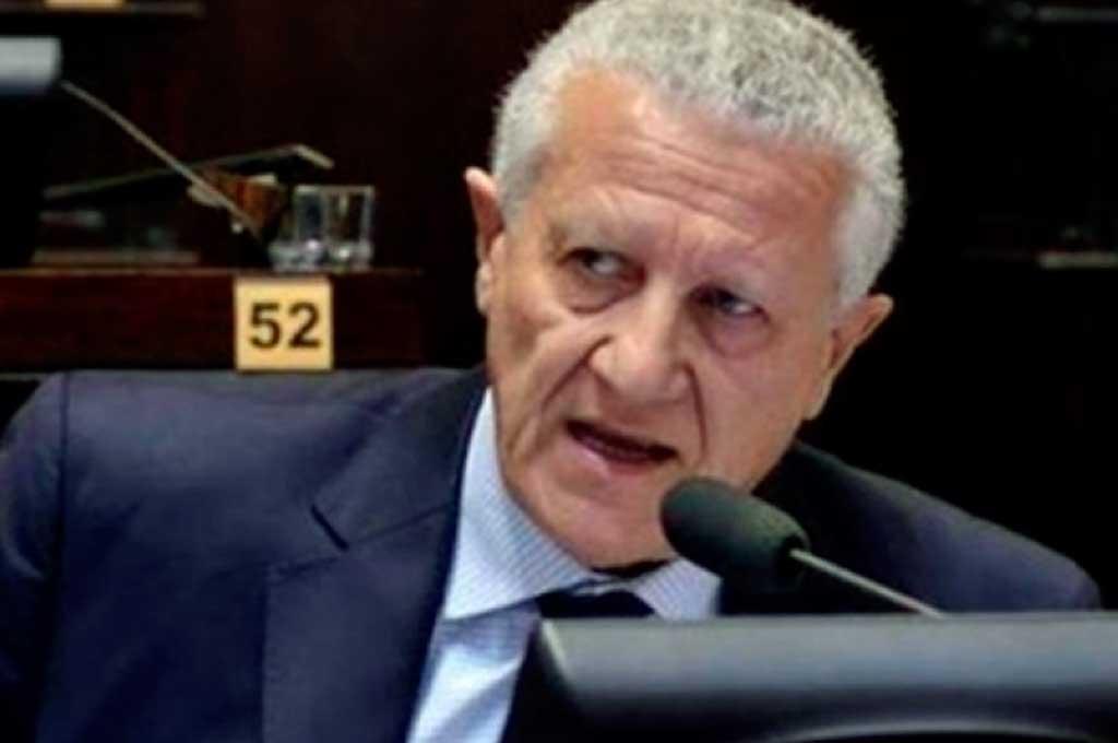 Jorge Sarghini, integrante del bloque Consenso Federal Crédito: Gentileza