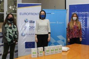 La UE lanza en Argentina la iniciativa Team Europe para luchar contra la crisis del coronavirus