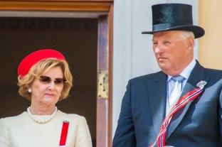 Noruega: internaron de urgencia al rey Herald