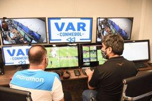 La Conmebol destaca el debut del VAR remoto en la Copa Libertadores