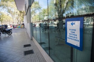 Rosario: la cantidad de camas en centros de salud, cerca del tope -  -