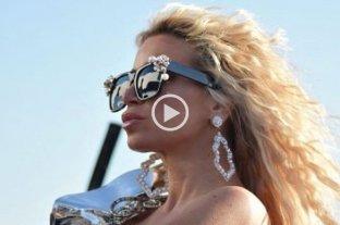 """Video debut: Florencia Peña lanzó su tema """"Qué actitud"""""""