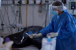 La provincia de Buenos Aires cambió la carga de datos y confirmó más de 3.500 nuevos muertos -  -