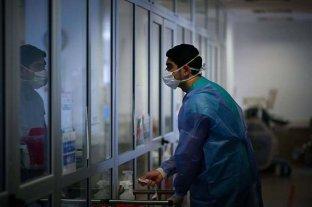 Confirman 443 fallecidos y 12.969 nuevos contagios de coronavirus en Argentina  -  -