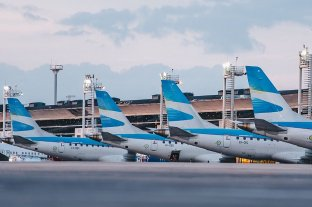 Aerolíneas Argentinas anunció más de 65 vuelos internacionales para octubre -  -