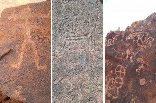 Hallaron restos arqueológicos de unos 800 años de antigüedad en la precordillera de San Juan -  -