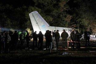 Sube a 26 la cifra de muertos al estrellarse avión militar en Ucrania