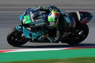 Morbidelli logró su primera pole en el Gran Premio de Cataluña