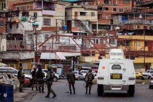 La ONU denunció más de 2000 muertos en operativos en barrios pobres de Venezuela