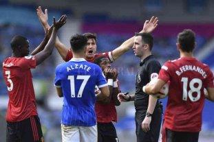 Video: Manchester United ganó con un penal sancionado por el VAR cuando ya había terminado el partido