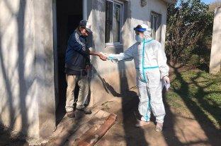 Argentina superó los 700 mil contagios de coronavirus -  -