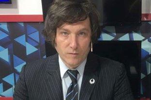 Javier Milei anunció que será candidato a diputado