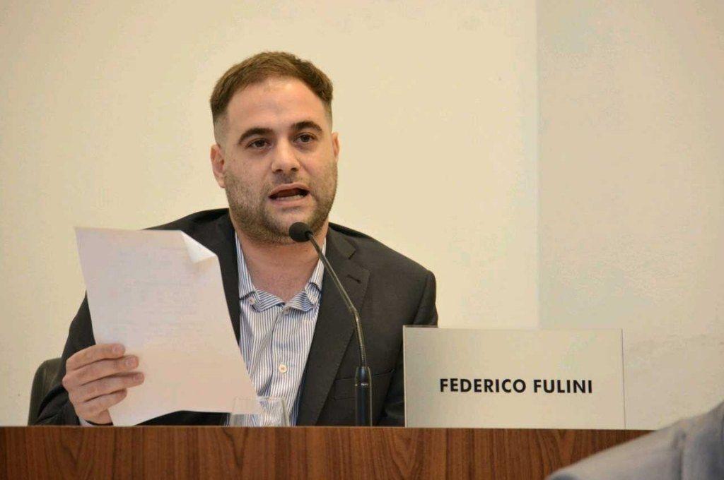 Federico Fulini Crédito: Gentileza