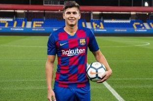 El argentino Ramos Mingo fue convocado por primera vez en Barcelona