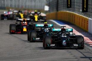Fórmula 1: Bottas gana en Rusia y posterga el récord de Hamilton