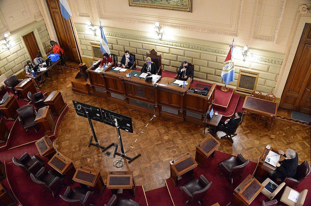 Crédito: Prensa Senado Santa Fe/Archivo El Litoral
