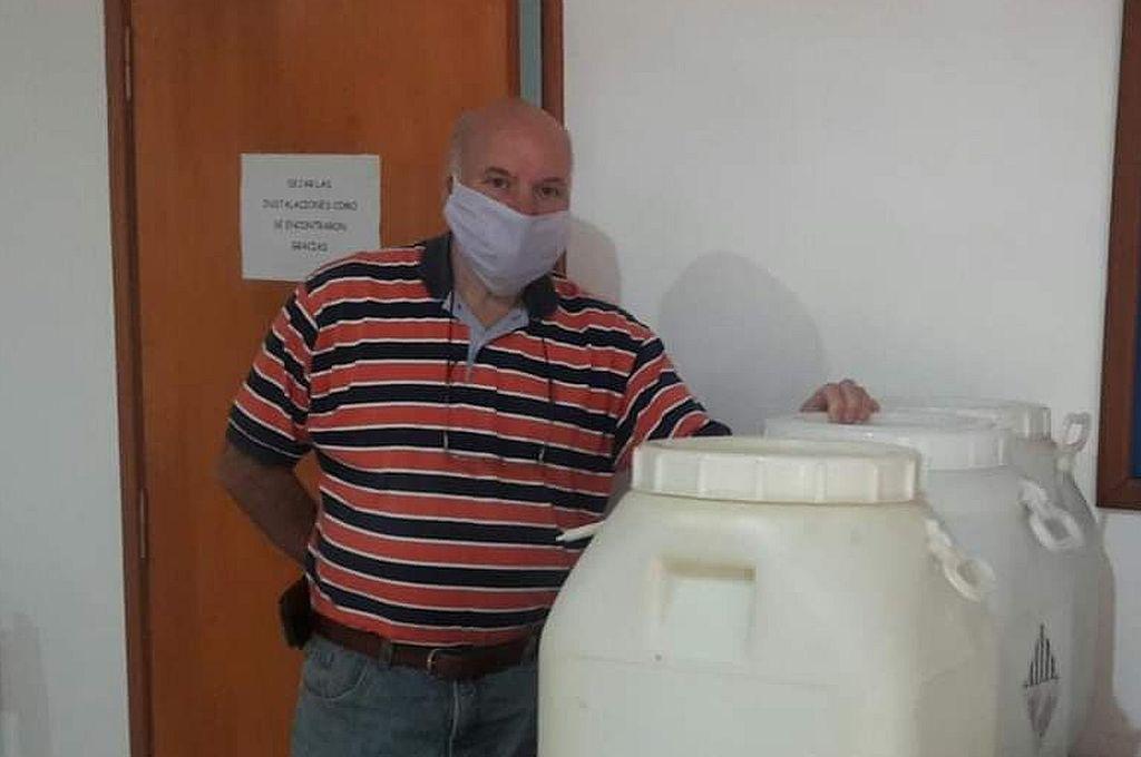 Presidente comunal santafesino falleció con Covid-19 -  -