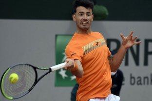En un partido de casi cinco horas, Londero venció a Delbonis y avanzó en Roland Garros