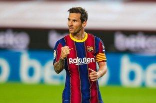 Con un gol de Messi de penal, Barcelona goleó a Villareal en el debut oficial de Koeman