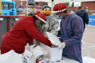Confirman 206 muertes y 8.841 contagios de coronavirus en Argentina -  -