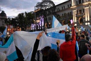 Santafesinos marcharon por la Independencia Judicial -  -