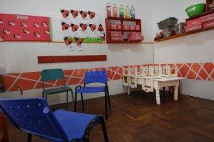 Entre la angustia, el vacío de las aulas y la falta de respuestas de las autoridades   - Una característica común: aulas vacías sin sus niños jugando.   -