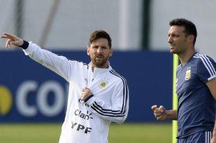 Eliminatorias: Los jugadores argentinos que están en Europa vendrán en dos aviones