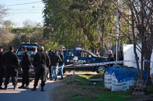 El fin de semana cerró con cuatro homicidios en la ciudad de Santa Fe - Imagen ilustrativa -