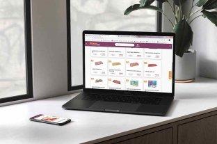Alvear lanza su plataforma de venta online