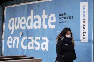 Coronavirus en Argentina: promedio de 10.161 casos diarios en la última semana