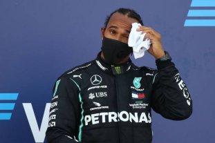 """Hamilton denuncia una """"mano oscura"""" tras perder el Gran Premio de Rusia"""