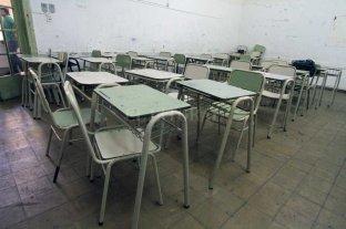 Estudiantes del último año de secundaria podrían terminar las clases en abril de 2021 - Aulas vacías. Este 2020 los alumnos tuvieron un puñado de días con clases presenciales.  -