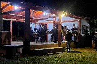 Misiones: desarticularon más de 20 fiestas clandestinas durante el fin de semana