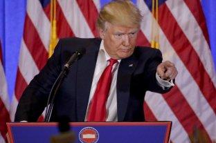 Trump acusa a la prensa de mentir sobre su declaración de impuestos