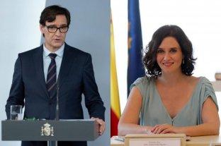 España: tensión entre el gobierno central y el de Madrid por el combate al coronavirus