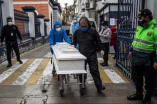 Perú registró la menor cantidad de muertes diarias por Covid-19 desde mayo