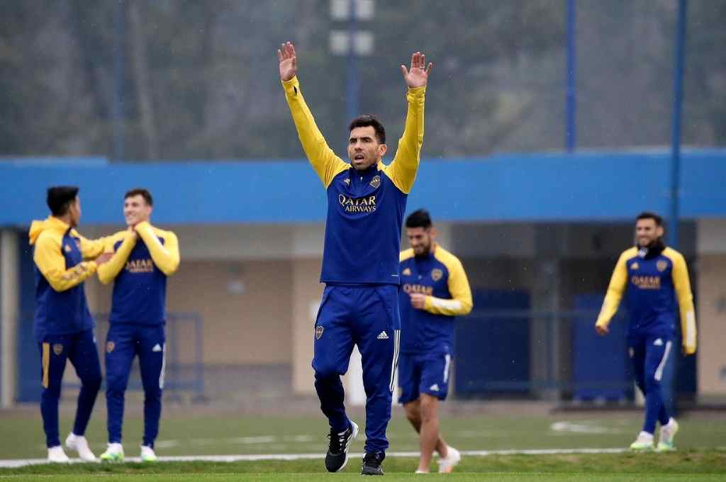 Boca está a un paso de ser el primer equipo argentino en decir presente en los octavos de final de la Copa Libertadores.   Crédito: Prensa Boca