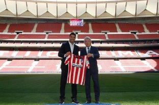 El presidente del Atlético Madrid se ilusiona con juntar a Messi y Suárez