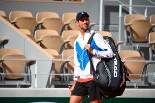 Sin argentinos en singles, continúa Roland Garros