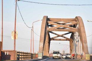 Renuevan las luces del Puente Carretero