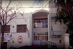 Inauguraron las obras del SUM de la Escuela N° 631 en San Carlos Centro