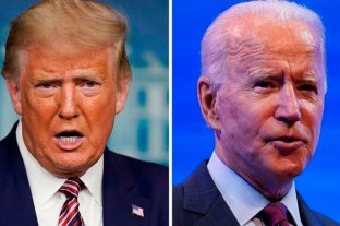 Trump y Biden, listos para su primer debate antes de las elecciones en EEUU -  -