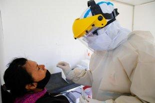San Lorenzo: el municipio realizó más de 160 testeos de Covid-19 -  -