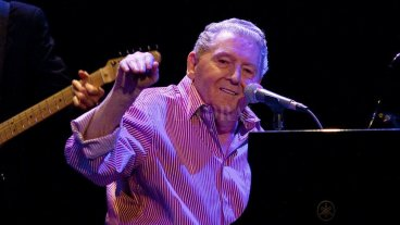 "Jerry Lee Lewis, el último rocker ""en pie"""