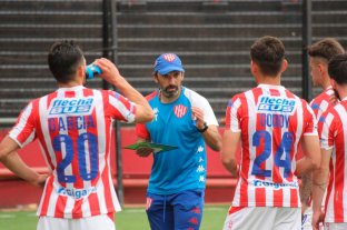 De local: Unión confirmó su segundo amistoso -  -
