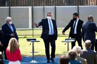 En Rosario, Alberto Fernández lanza el Plan DetectAR federal -