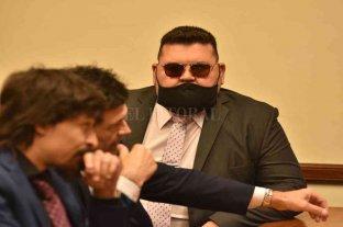 Policía condenado por el abuso sexual de una menor - El tribunal rechazó un pedido de prisión preventiva para Jara (foto), quien asistió al debate en estado de libertad. -
